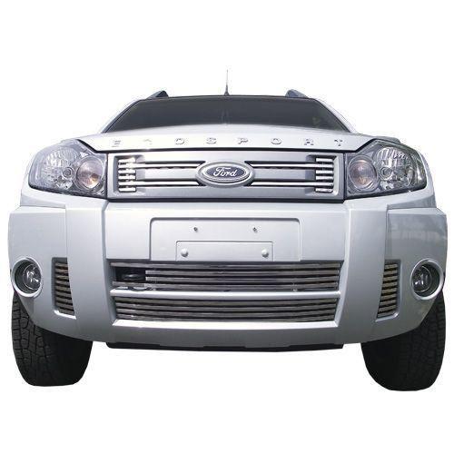 Sobre Grade Gtnox Ford Ecosport 2010 a 2012 Inox Cromada