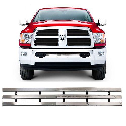 Sobre Grade Gtnox Inferior Dodge Ram 2011 a 2015 Inox Cromada