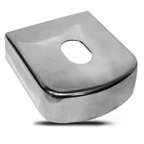 Capa Cromada Metalvis para Engate 3,5 Polegada Aço