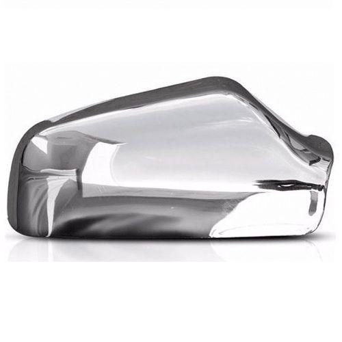 Capa de Retrovisor ShekParts Chevrolet Astra 1999 a 2012 Direito Cromado
