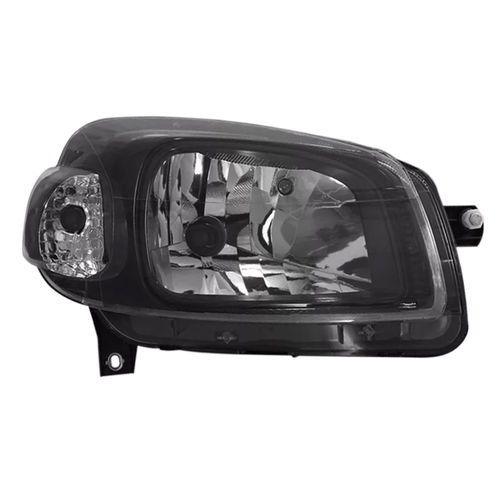 Farol Fiat Uno Vivace 2011 a 2014 Direito Mascara Negra Automotive Imports