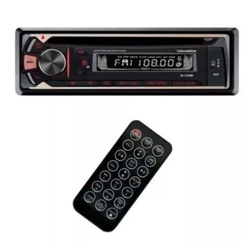 Rádio Automotivo RS3750BR CD AM FM MP3 USB SD Bluetooth Roadstar