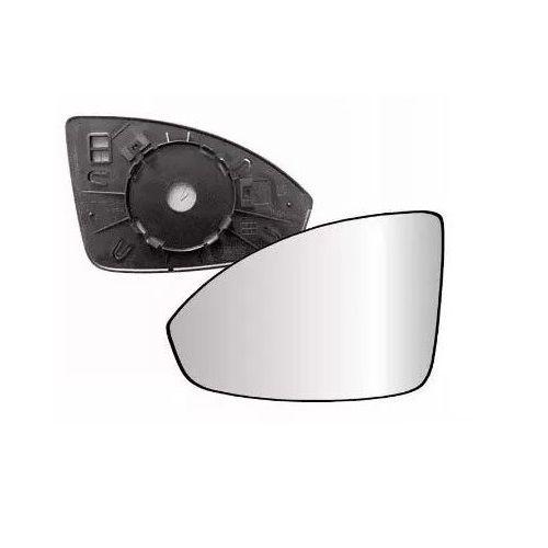 Subconjunto Lente de Retrovisor Chevrolet Cruze 2011 a 2015 Esquerdo Metagal