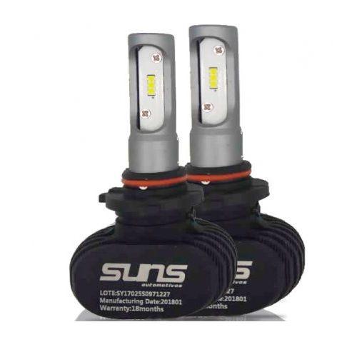 Kit Lâmpada Suns Ultra Led HB4 6000K