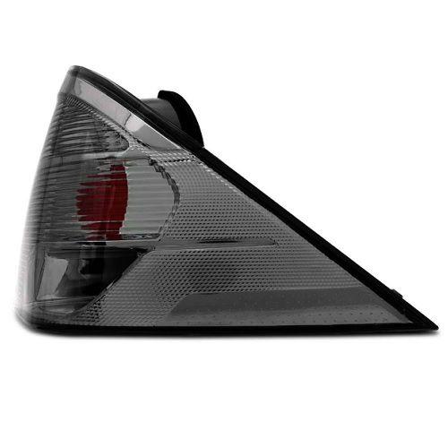 Lanterna Traseira Fiesta Sedan 2010 a 2014 Direito Fume Automotive Imports