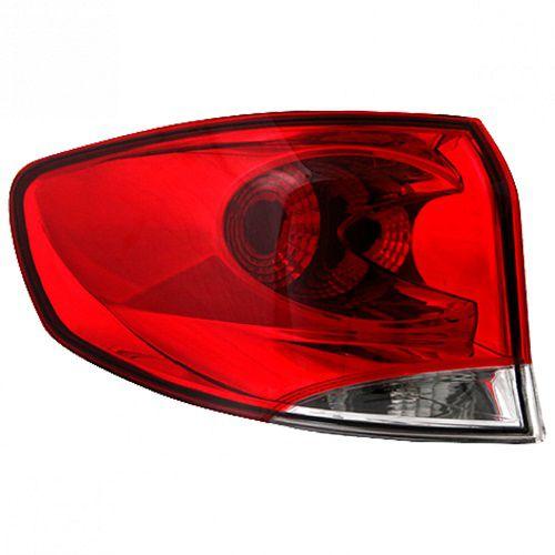 Lanterna Traseira Palio Weekend 2008 a 2016 Canto Esquerdo Automotive Imports