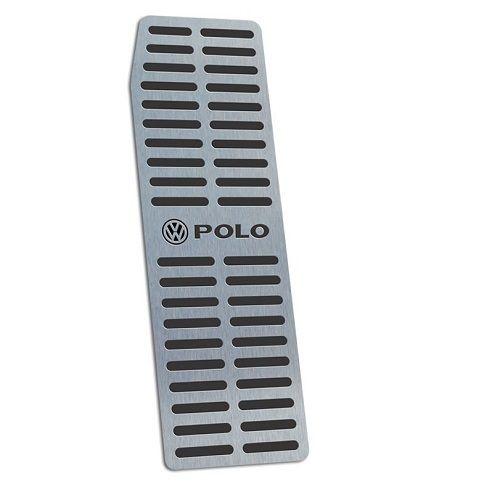 Descanso De Pé Aço Inox Volkswagen Polo 2018 a 2020