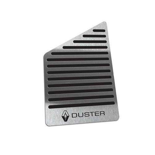 Descanso De Pé Aço Inox Renault Duster 2012 a 2020
