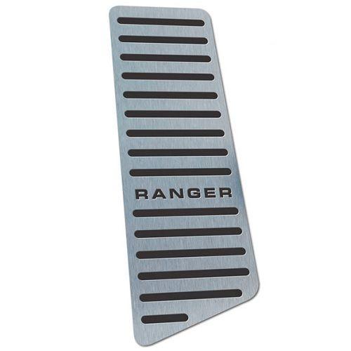 Descanso De Pé Aço Inox Ford Ranger 2017 a 2020