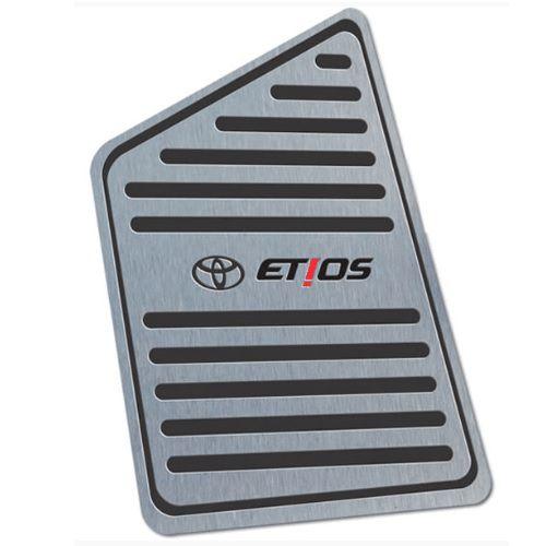 Descanso De Pé Aço Inox Toyota Etios 2013 a 2020