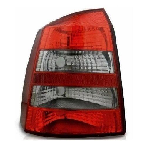 Lanterna Traseira Astra Sedan 2004 a 2011 Esquerdo Fume Automotive Imports