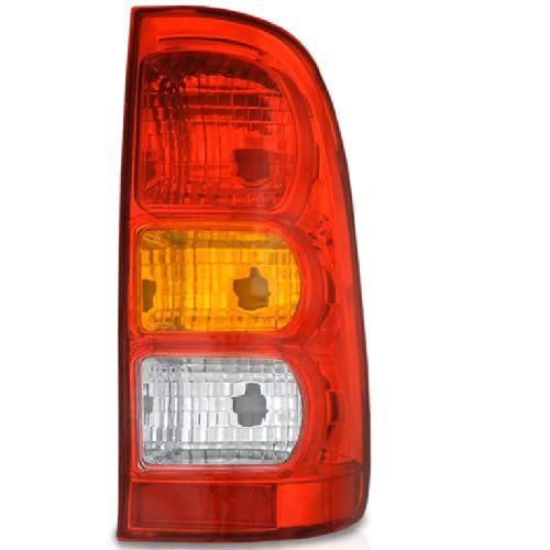Lanterna Traseira Zeene Toyota Hilux 2005 a 2011 Direito
