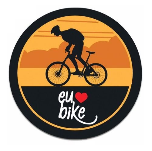 Capa de Estepe Comix Ecosport 2003 a 2019 Love Bike