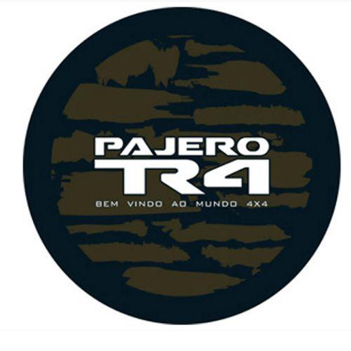 Capa de Estepe Comix Pajero TR4 2002 a 2016 Camouflage
