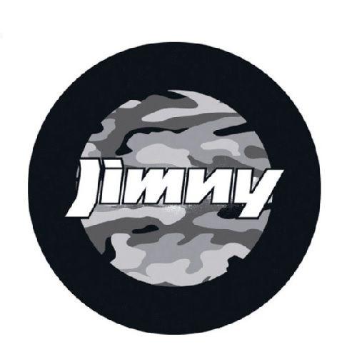 Capa de Estepe Comix Jimny Camuflada