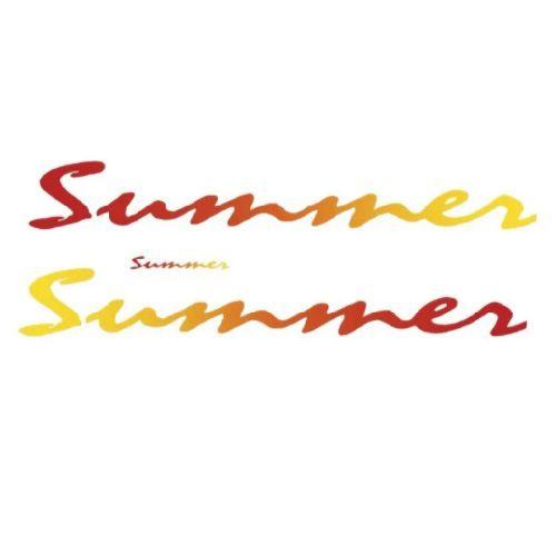 Faixa Decorativa Saveiro Summer Decal Line