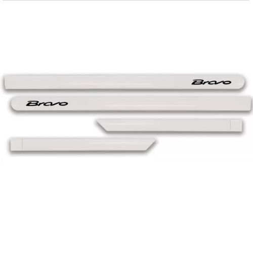 Kit Friso Lateral Bravo Branco Banchisa