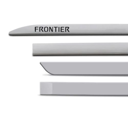 Kit Friso Lateral Frontier 2017 a 2020 Prata Classic