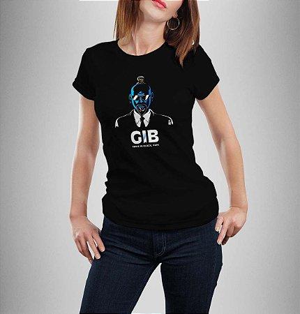 Camiseta GIB - Genies in Black