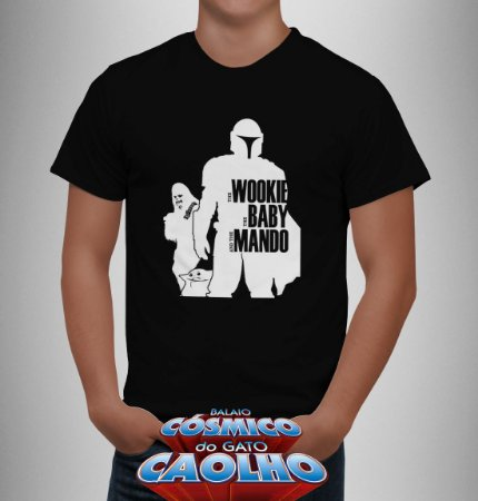 Camiseta - The Mando