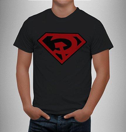 Camiseta - Entre a foice e o martelo