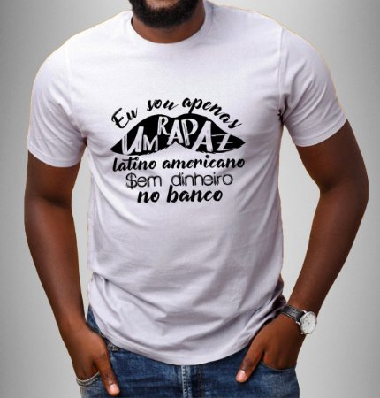 Camiseta - Belchior