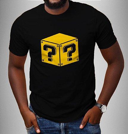 Camiseta - Power Up