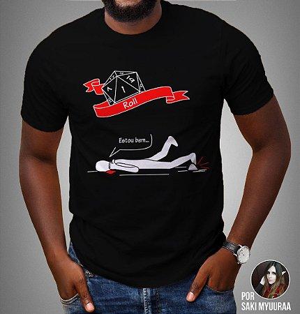 Camiseta - Falha Crítica