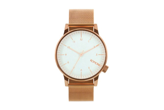 WINSTON ROYALE ROSE GOLD WHITE