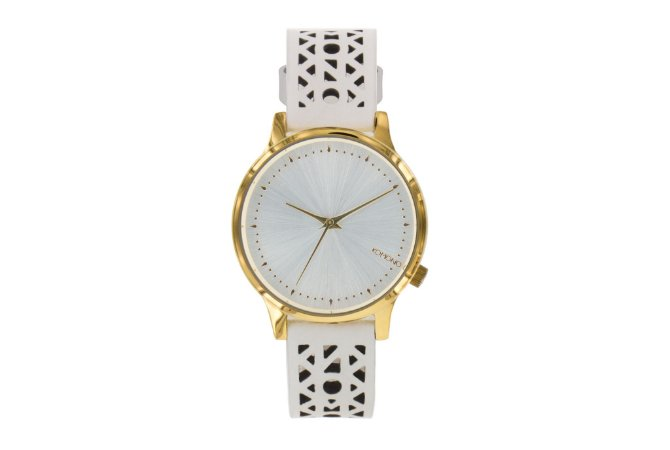 ESTELLE CUTOUT WHITE GOLD