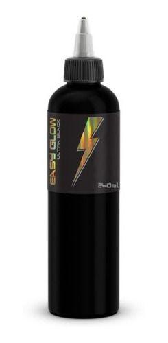 ultra liner black 240ml easy glow