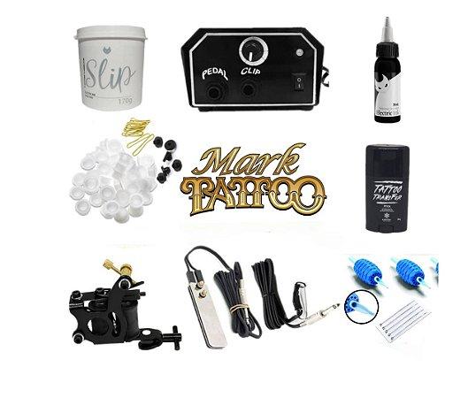 Kit para Tatuagem - Básico - Iniciante