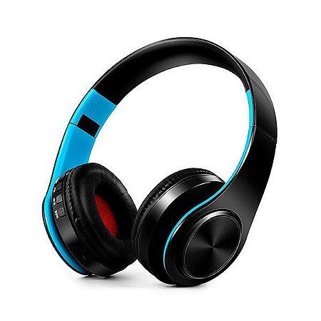 Fone de Ouvido Azul