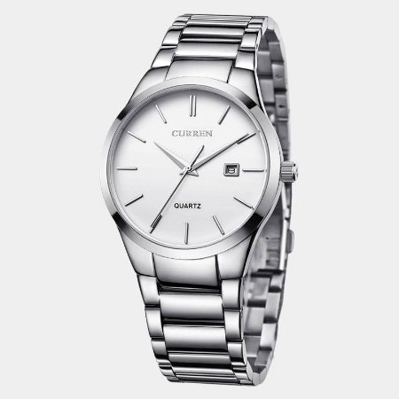 Relógio Luxo Analógico