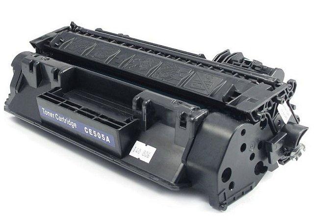 TONER COMPATÍVEL HP CE505A/280A | 05A  P2035 | P2055 | P2055X | 05A - PRETO 505A 505