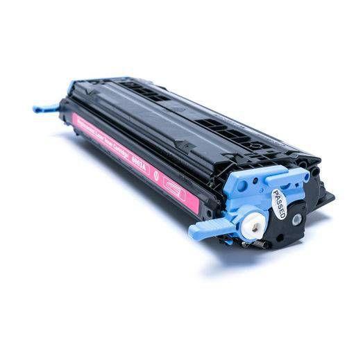 TONER COMPATÍVEL HP 2600 MAGENTA  / Q6003A  P/ Impressora HP 1600,Impressora HP 2600,Impressora HP 2600N,Impressora HP