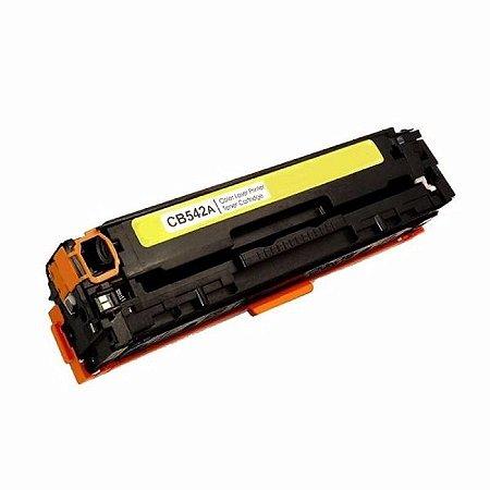 TONER COMPATÍVEL HP CB542 YELLOW  P/ HP CP1215,HP CP1510,HP CP1515,HP CP1518,HP CM1312