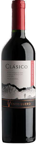 Vinho Ventisquero clássico cabernet sauvignon -750 ml