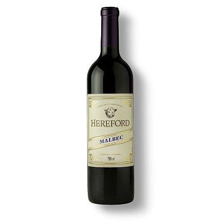 Vinho Hereford Malbec 750 ml- Arg
