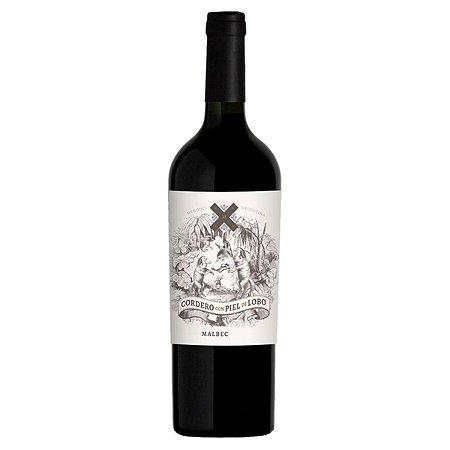 Vinho Cordero con Piel de Lobo Malbec 750 ml
