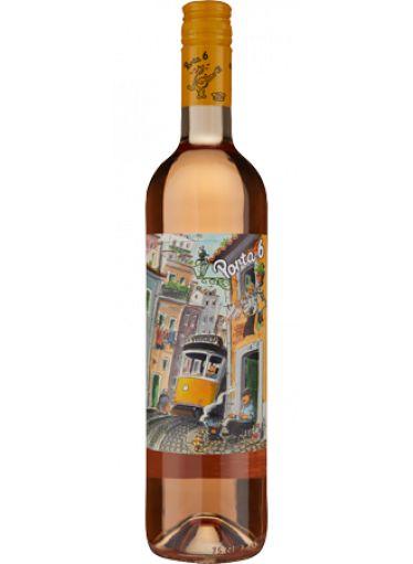 Vinho Rose Porta 6 - 750ml