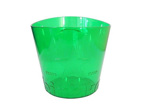 Balde de gelo Heineken - 3,7L