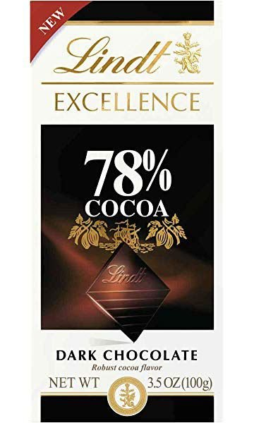 Chocolate Lindt Excellence 78% Cacau - 100g