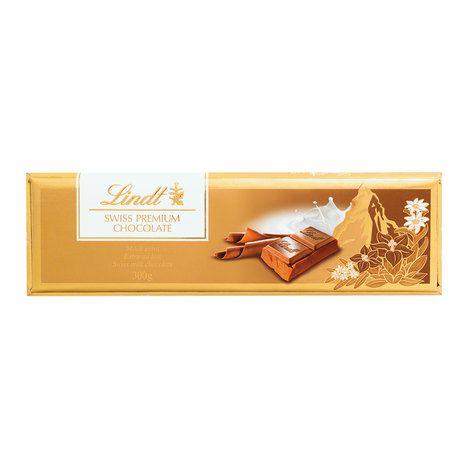 Barra Chocolate Lindt Gold - 300g -Questão de Gosto