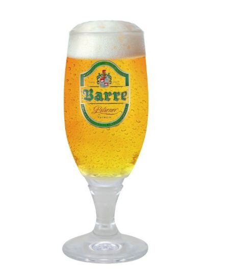 Taça Barre pilsen 200ml