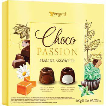 Bombons Chocolate Vergani - Choco Passion 200g - Questão de Gosto