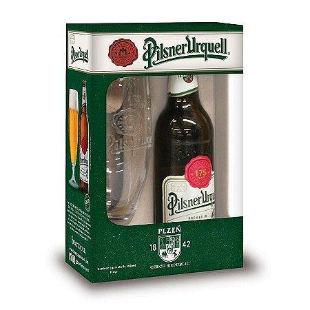 Kit Pilsner Urquell Cerveja + Taça 500ml
