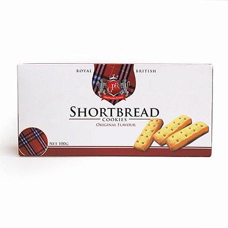 Biscoito SHORTBREAD Original 100g  importado