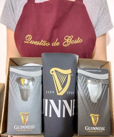 Kit Presente Guinness
