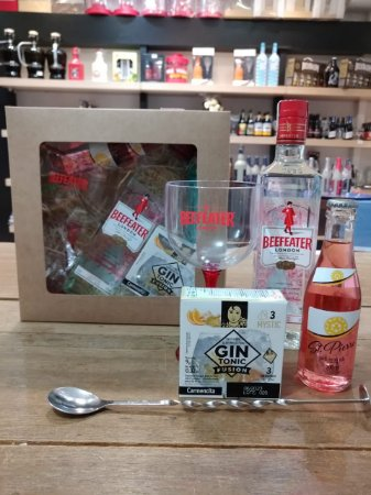 Kit Presente Beefeater Gin
